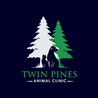 Twin Pines Animal Clinic Logo